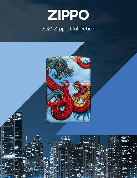 Zippo Collection 2021 1